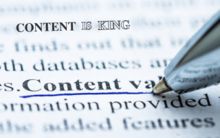 Content Management for Websites and Social Media